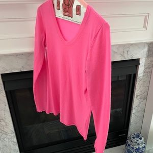 Lilly Pulitzer cashmere sweater